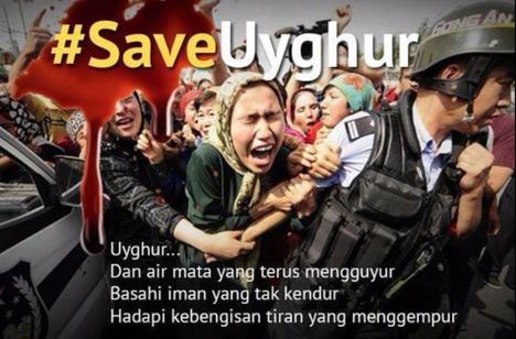 #Uyghur