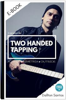 guitarra pdf, livros de guitarra, ebook de guitarra, aula de tapping, livros guitarra download
