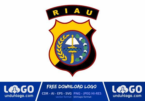 Logo Polda Riau