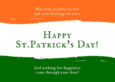 happy st patricks day blessing