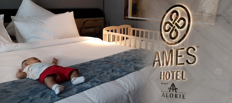 AMES Hotel, Ayer Keroh, Melaka | Hotel Mesra Bayi & Keluarga