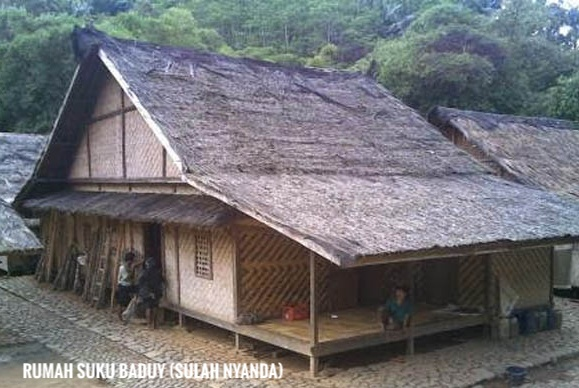 rumah adat banten sulah nyanda