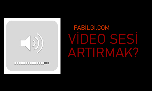 Video Ses Yükseltme Programı İndirme ve Kullanım Ücretsiz 2021