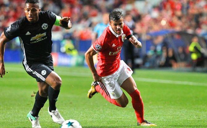 Benfica Futebol Diogo Gonçalves
