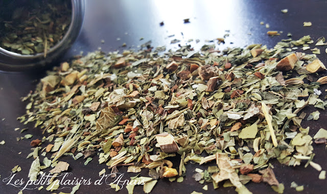 chanomi infusion tisane anti âge