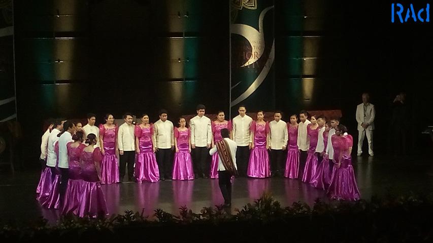 RAd the music blog: UP Los Baños Choral Ensemble wins 1st