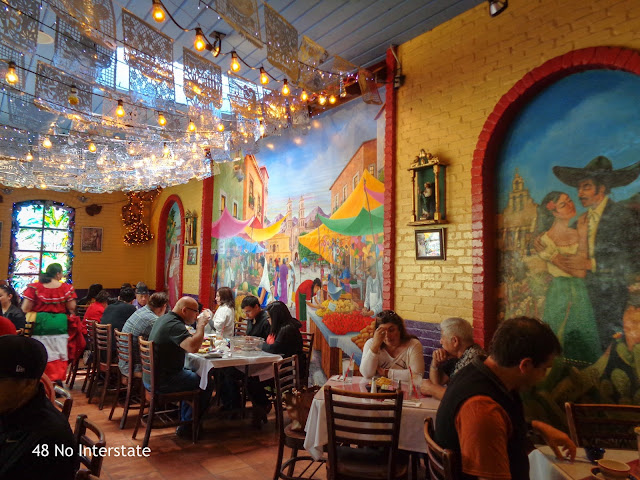 48 No Interstate: Our Favorite Restaurants in America - Mi Tierra in San Antonio, Texas