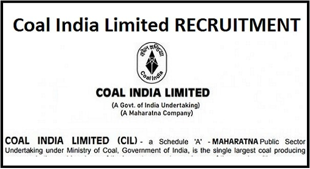 Coal India MT Recruitment 2020