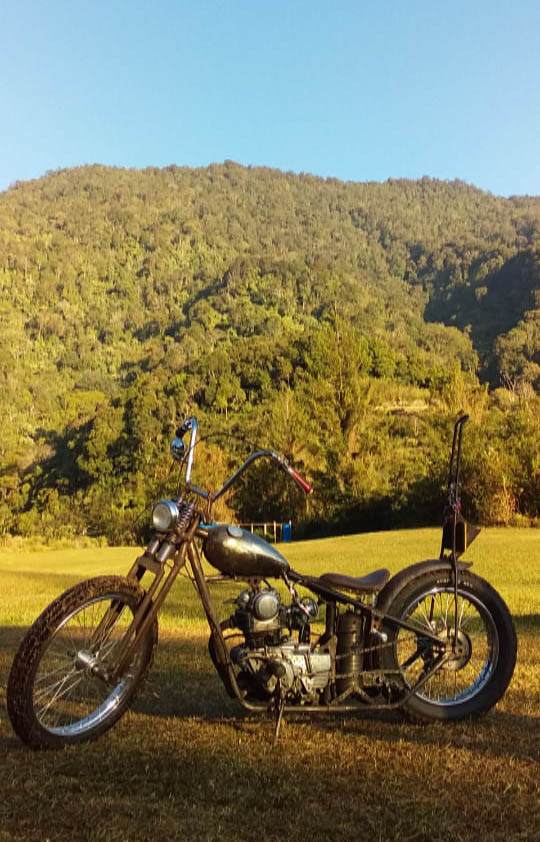 Old Rust Binter Merzy KZ200