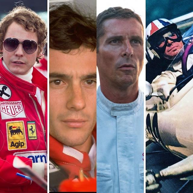 F1 Chega Regressa Este Fim-de-Semana a Portugal! Descubra 4 Excitantes Filmes Sobre Corridas Motorizadas