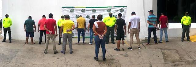 La Policía desmanteló a 'Los Veteranos'; haladores de carros en La Guajira, Cesar y Magdalena