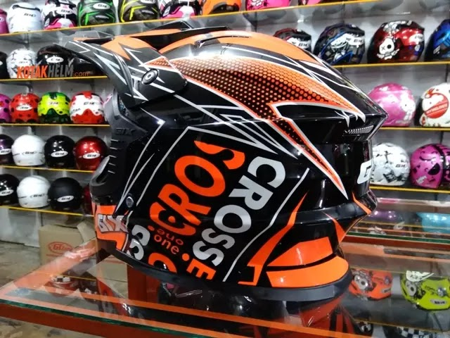 Gix Cross Ride Orange Fluo