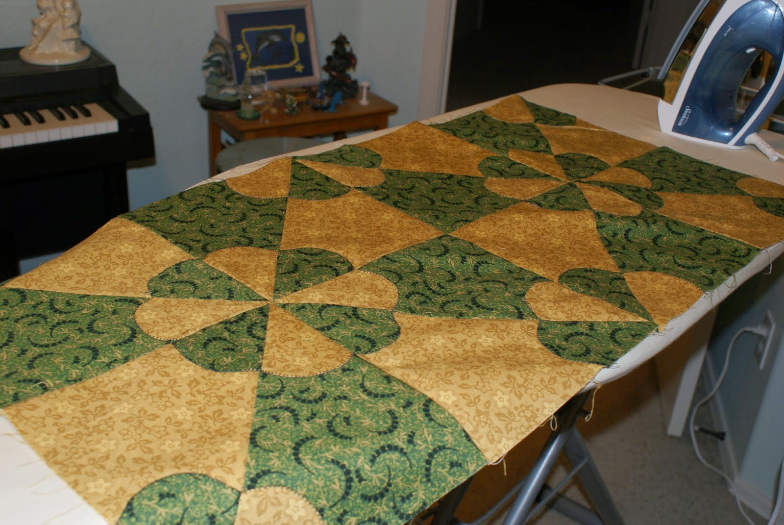The Quilting Kitty S Quilt History Dutch Windmill Quilt