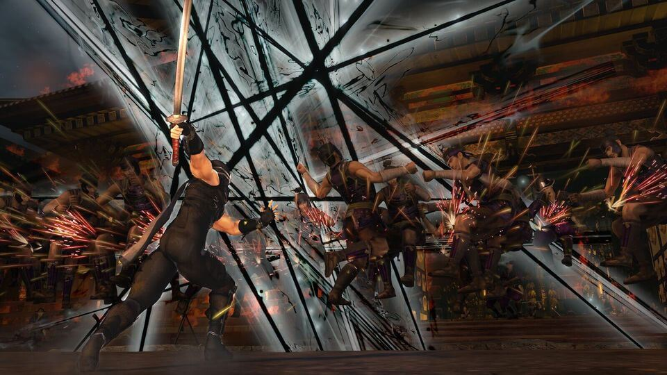 Legendary Ninja Gaiden Hero Ryu Hayabusa Joins The Fight In Warriors Orochi 4 Ultimate
