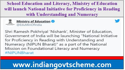 School Education and Literacy
