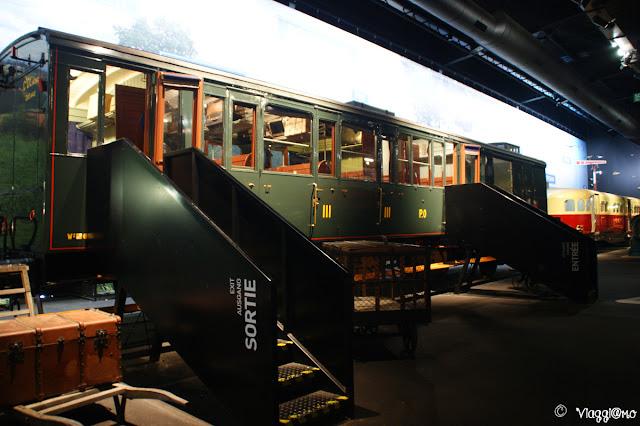 Mulhouse Museo Ferroviario - Carrozza