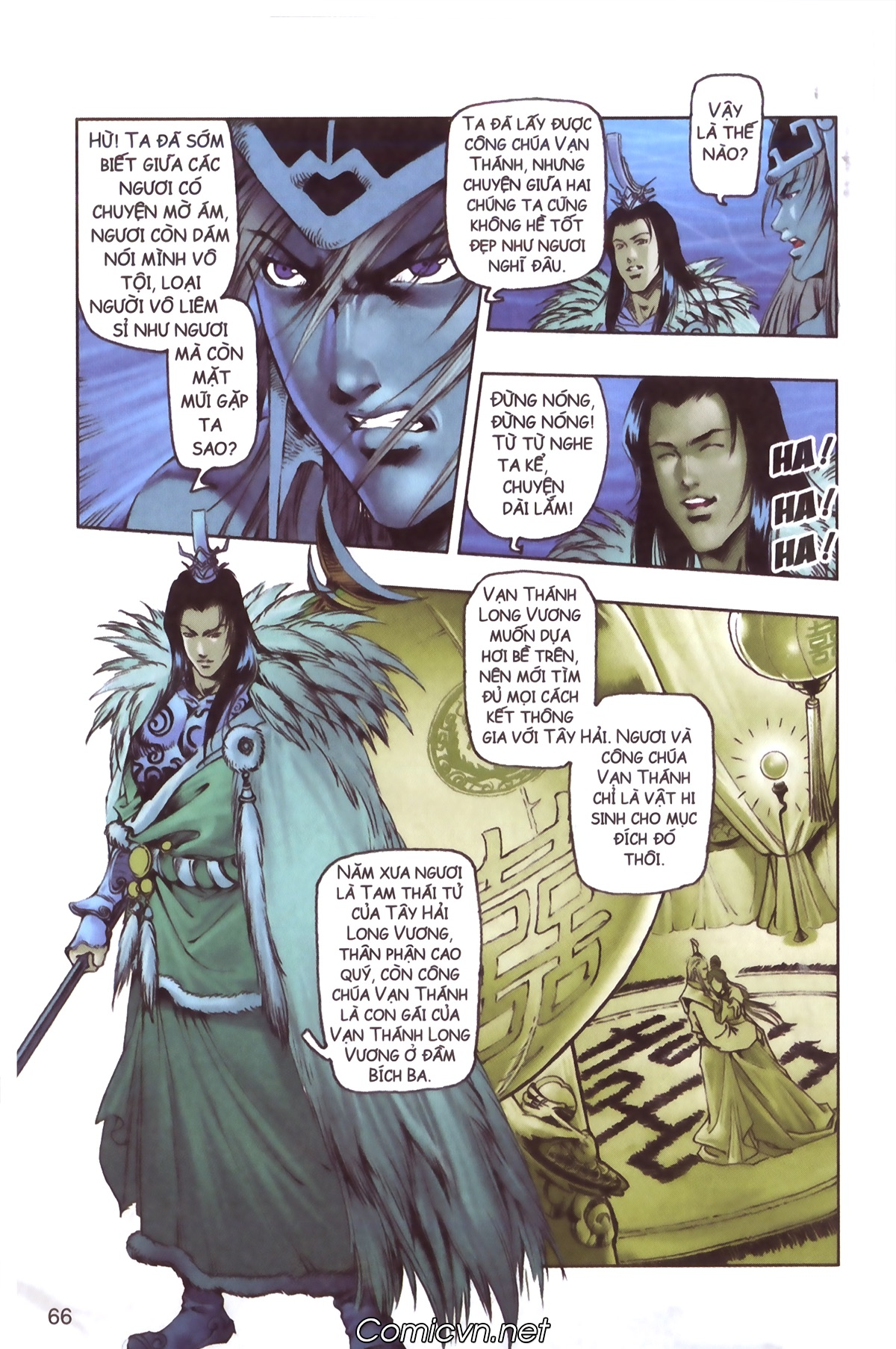 Tây Du Ký màu - Chapter 111 - Pic 26