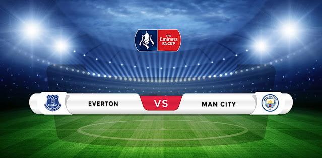 Everton vs Manchester City Prediction & Match Preview