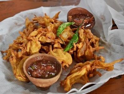 प्याज के पकोड़े की रेसिपी | Pyaj Ke  Pakode ki Recipe