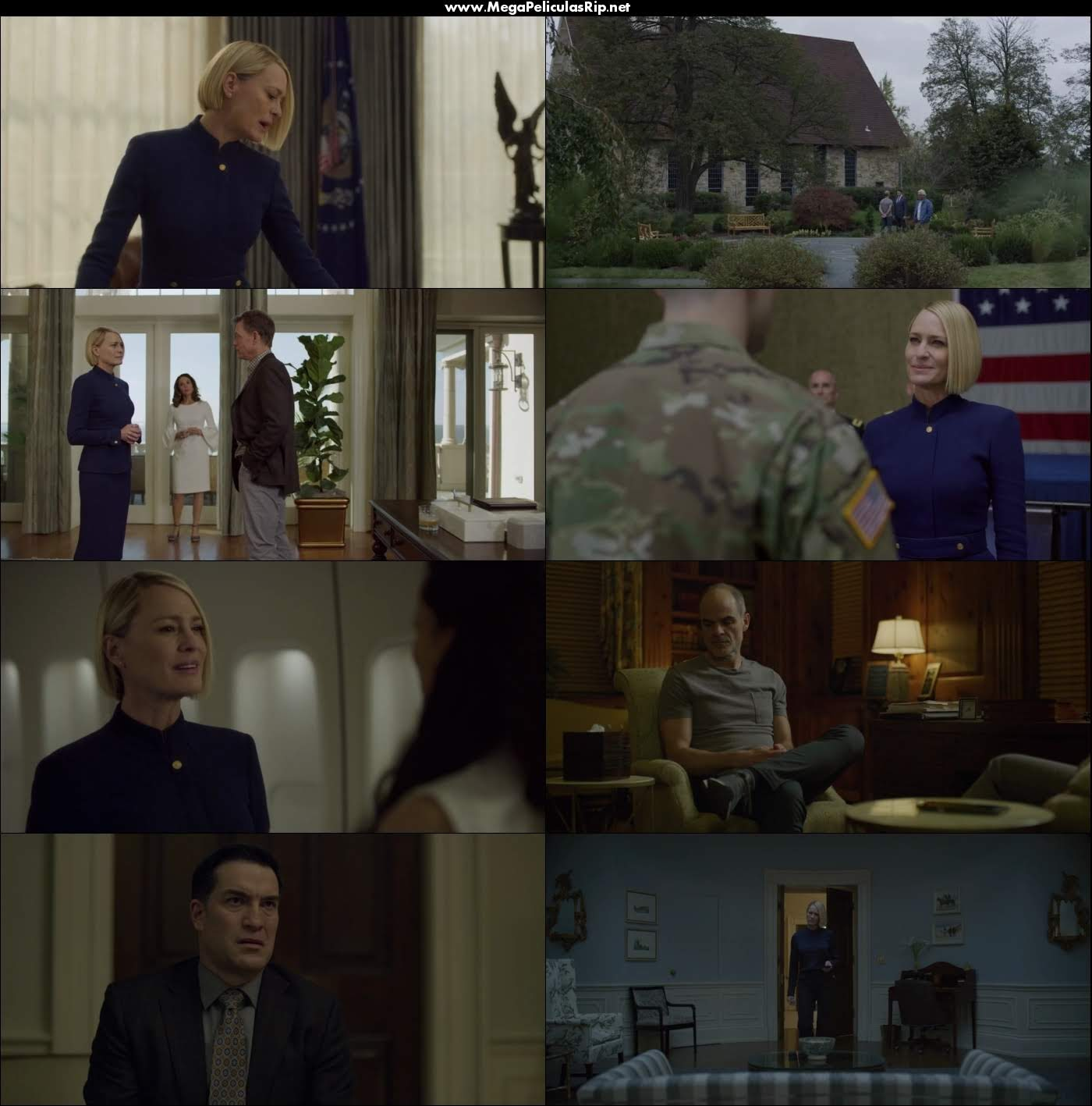 House of Cards Temporada 6 720p Latino