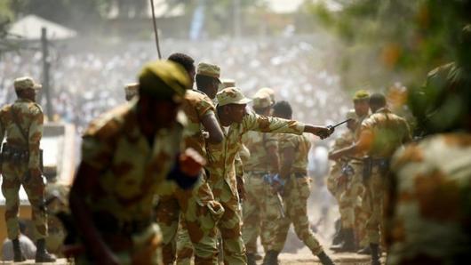 Military Kills Three During Buhari Victory Celebration