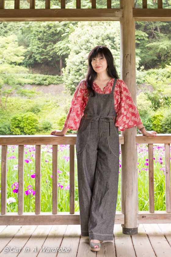 Sew House Seven Overalls
