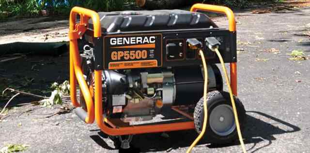 best size portable generator buy home power outage blackout