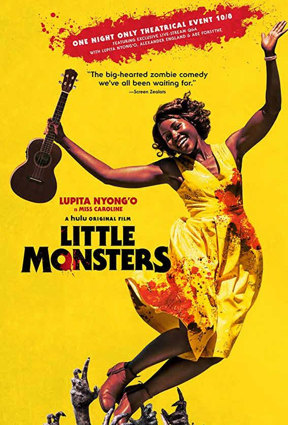 مشاهدة فيلم Little Monsters 2019 مترجم