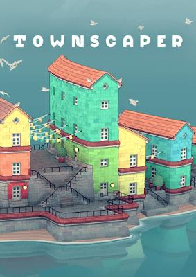Capa do Townscaper