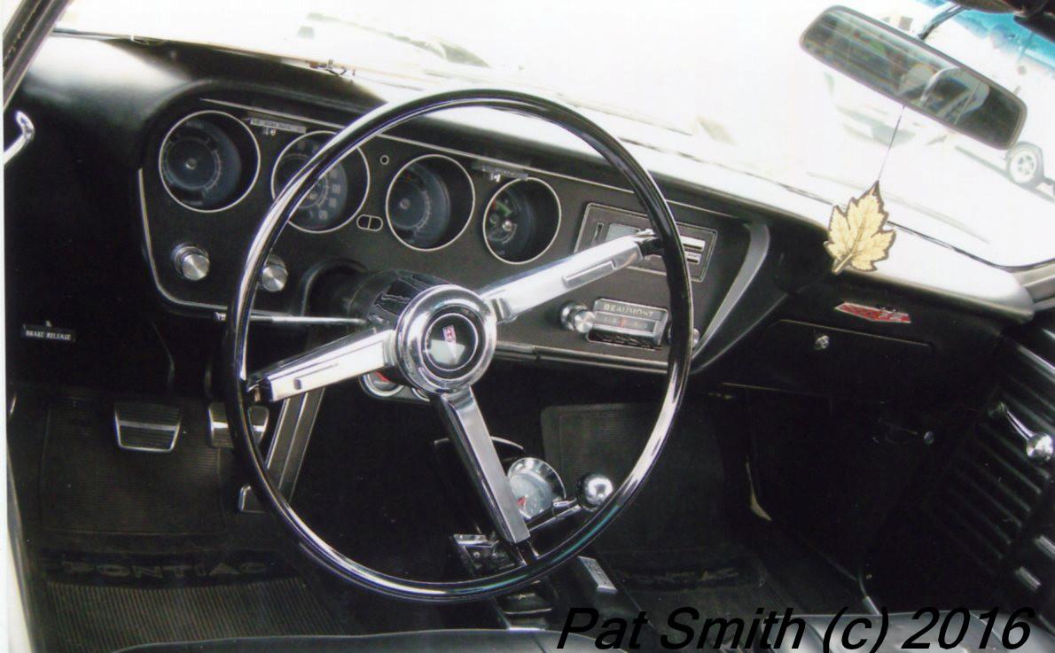 Canadian Classic: 1967 Pontiac Beaumont Sport Deluxe 396 ...