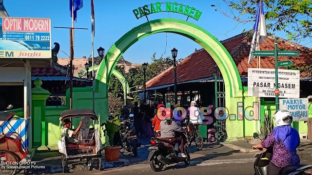 Pasar Ngasem Taman Sari Keraton Yogya Pasar Tradisional yang Sejarah