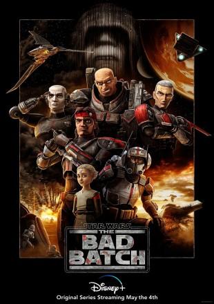 Star Wars: The Bad Batch 2021 (Season 1) All Episodes HDRip 720p