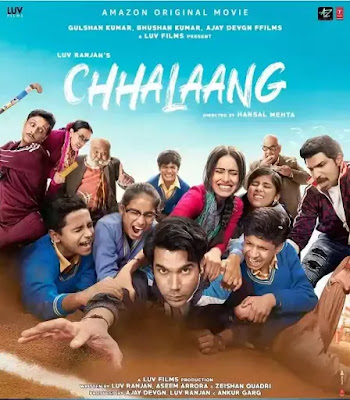 Chhalaang Full Movie Download Filmyzilla 480p 720p HDrip Bluray