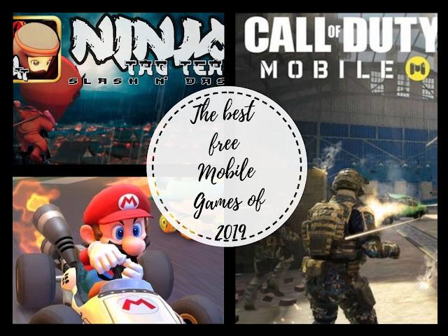 Τα καλύτερα Δωρεάν Παιχνίδια για Κινητά του έτους 2019