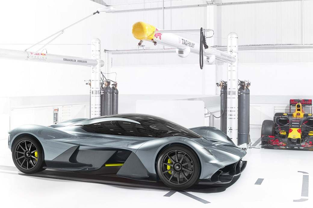 "2018 Aston Martin ""Am-RB 001"", car news"