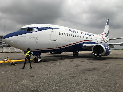 Air Peace Launches Port Harcourt NAF Base Flights January 18