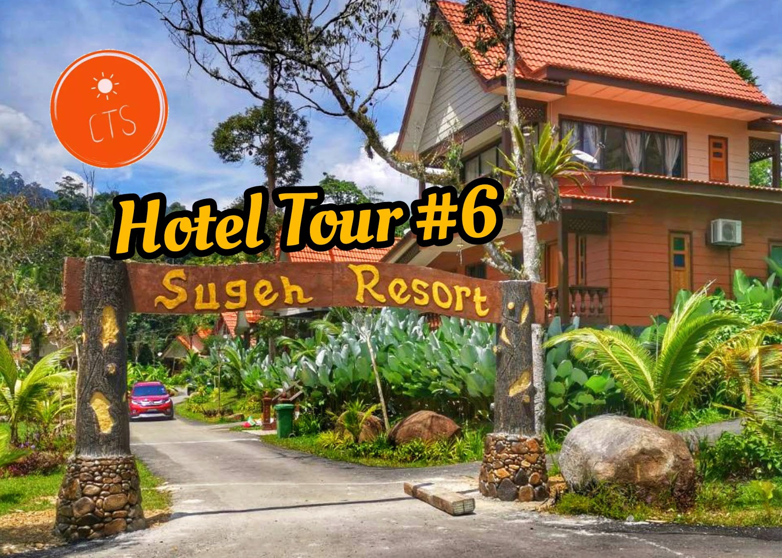 Hotel Tour #6 : Staycation In Nature @ Sugeh Hill Exclusive Eco Resort, Janda Baik