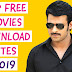 Top Websites for Download HD Movies For Free in Mobile and Pc