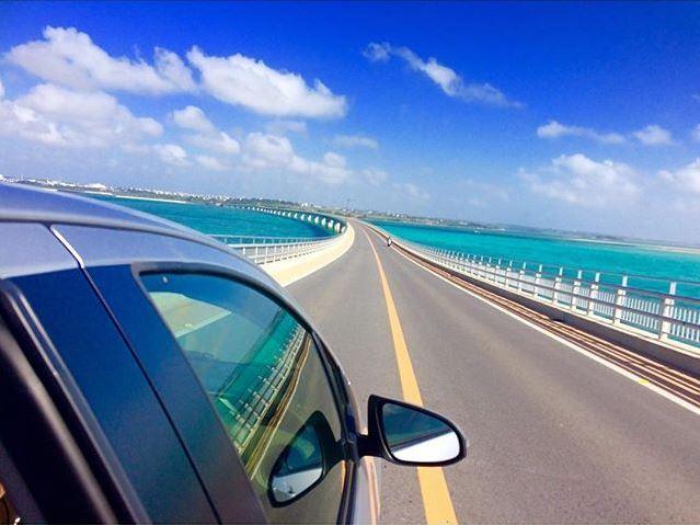 Tiga Jembatan di Okinawa dengan Pemandangan Paling Indah