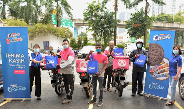 JACK 'n JILL Cream-O Meraikan Rakyat Malaysia yang Ekstra O-Some