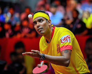 Sharath loses in pre-quarters at WTT Star Contender Doha