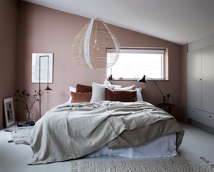 A New Wall Colour In My Bedroom / How To Create a Textured Wall