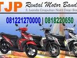 Tempat Penyewaan motor matic Bandung sekitar Jl. Ir. H Djuanda (Dago)