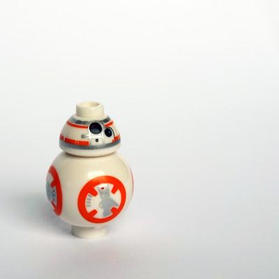 BB-8 Minifigure