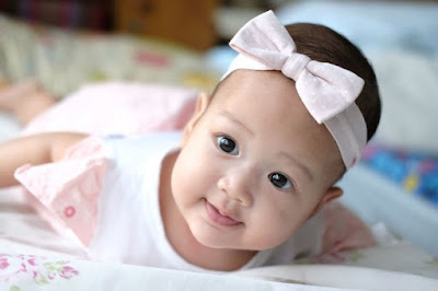 cute indian girl baby images