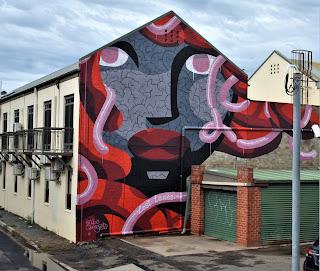 Street Art in Wagga Wagga by Ignacio Querejeta