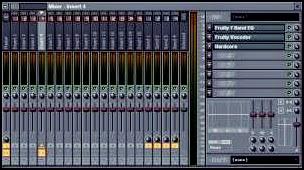 Channel FX FL Studio (Fruity Loops)