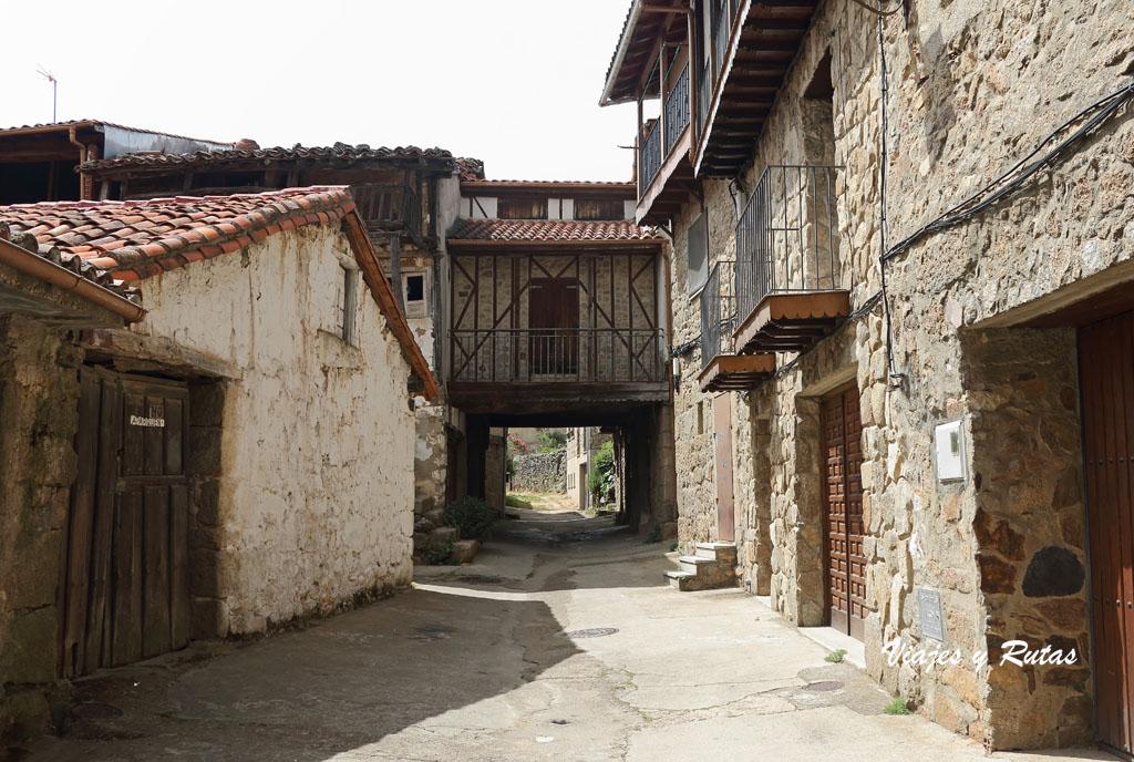 Calles de Sequeros