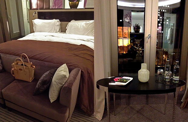 Frankfurt Hotel Suite Feiern