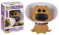 Pop! Disney: Up - Dug with Cone. Dug